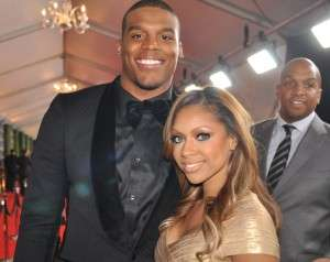 Cam Newton Girlfriend Hazel