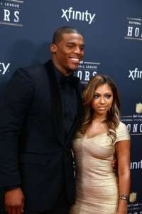 cam newton girlfriend preakness