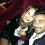 ezequiel lavezzi and girlfriend 2015