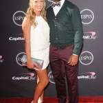 Golden Tate Girlfriend Elise Pollard