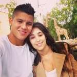 marcos rojo girlfriend pictures