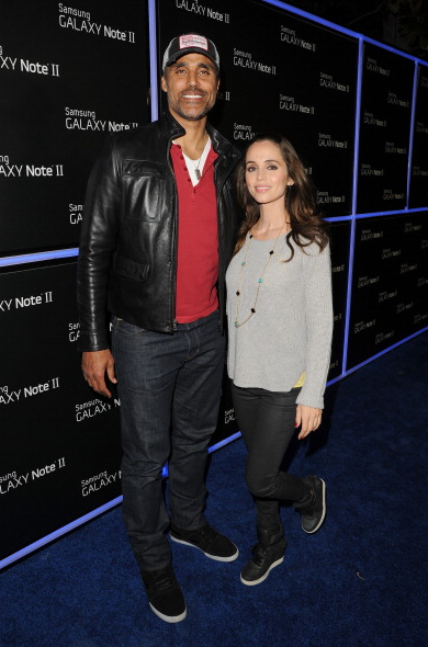 rick fox and eliza dushku married