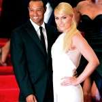 Tiger Woods Tie Knot with Girlfriend Lindsey Vonn on Valentine's Day 2015 Wedding Photos
