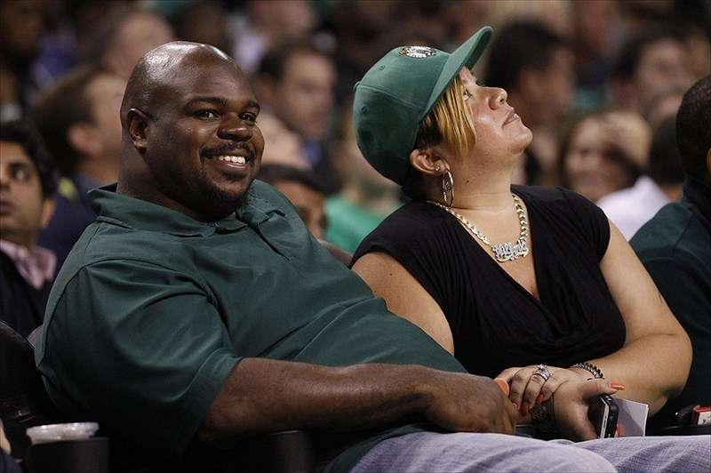 vince wilfork wife Bianca Wilfork Pictures