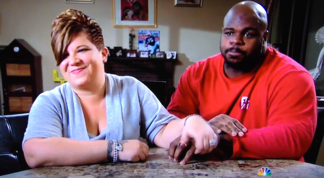 vince wilfork wife photo
