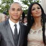 Lewis Hamilton ex girlfriend