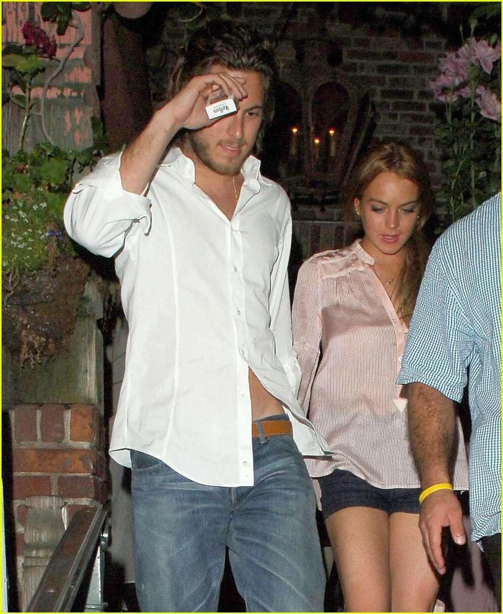 Lindsay Lohan relation