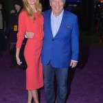 Robert Kraft gf photos