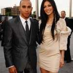 Lewis Hamilton ex girlfriend pictures