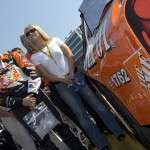 Tony Stewart Girlfriend Tara Roquemore