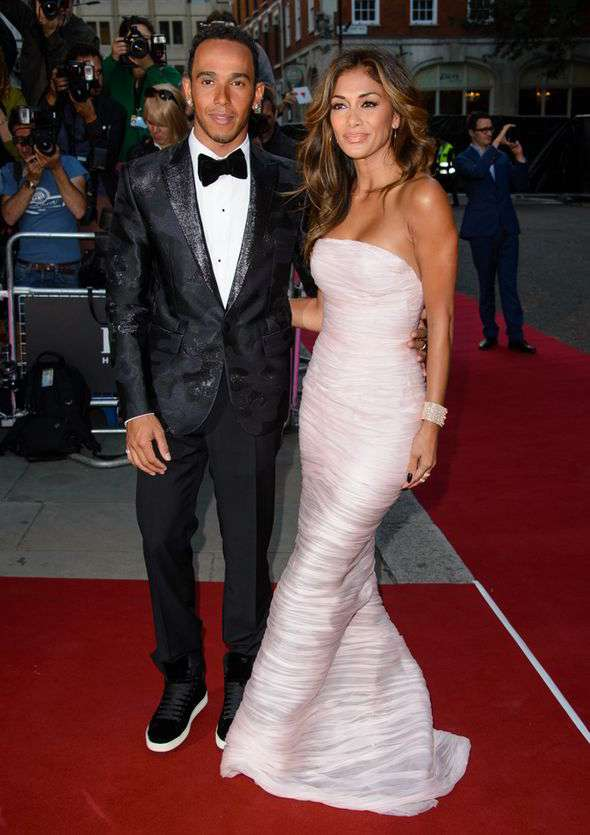Lewis Hamilton split form girlfriend