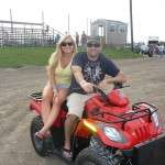 Tony Stewart Girlfriend Janie Schaffer