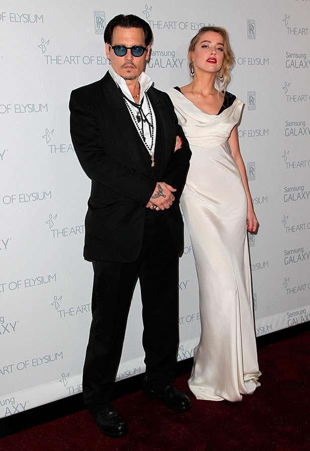 Amber Heard husband