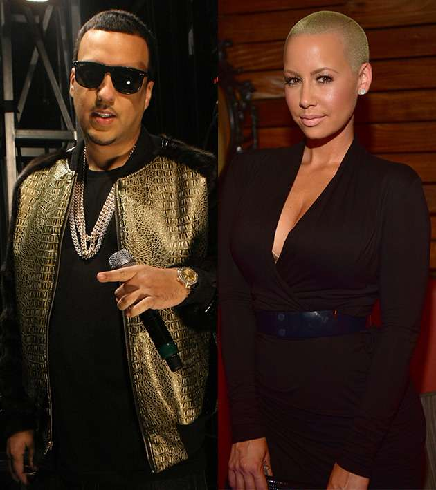amber rose dating list who
