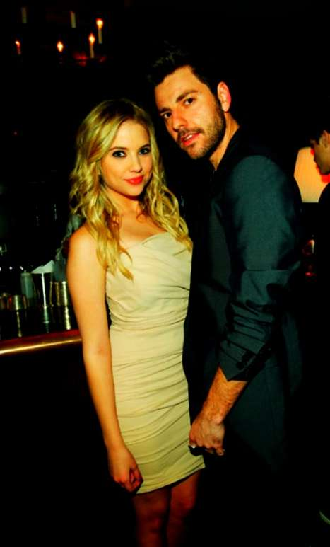 ashley benson boyfriend now