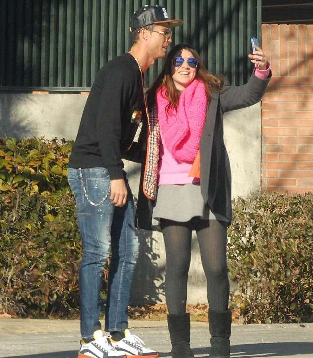 cristiano ronaldo girlfriend lucia