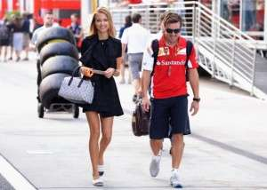Fernando Alonso Girlfriend 2019 Is Who he married? Fernando Alonso Wife