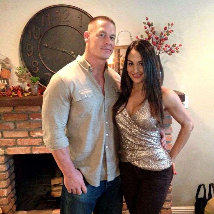 Nikki Bella dating with Boyfriend