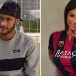 neymar's new girlfriend 2015