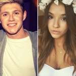 Niall Horan New Girlfriend 2015 Melissa Whitelaw Who Is She Kissing Pictures