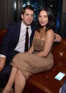 Olivia Munn Boyfriend 2015 Dating Aaron Rodgers New Girlfriend