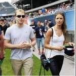 Is Patrick Kane Married Engaged in 2018 Who is Patrick Kane Wife Girlfriend Amanda Grahovec