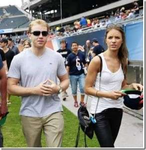 Is Patrick Kane Married Engaged in 2019 Who is Patrick Kane Wife Girlfriend Amanda Grahovec