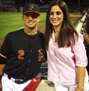 Joe Panik Engaged to Girlfriend Brittany Pinto Wife