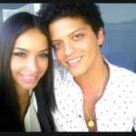 bruno mars girlfriend 2015