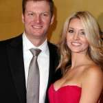 dale earnhardt jr dating who