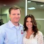 dale earnhardt jr married