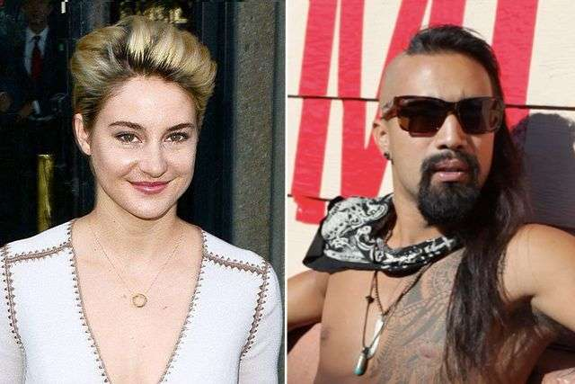 shailene woodley and nahko bear