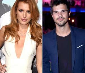 Taylor Lautner Girlfriend In 2015