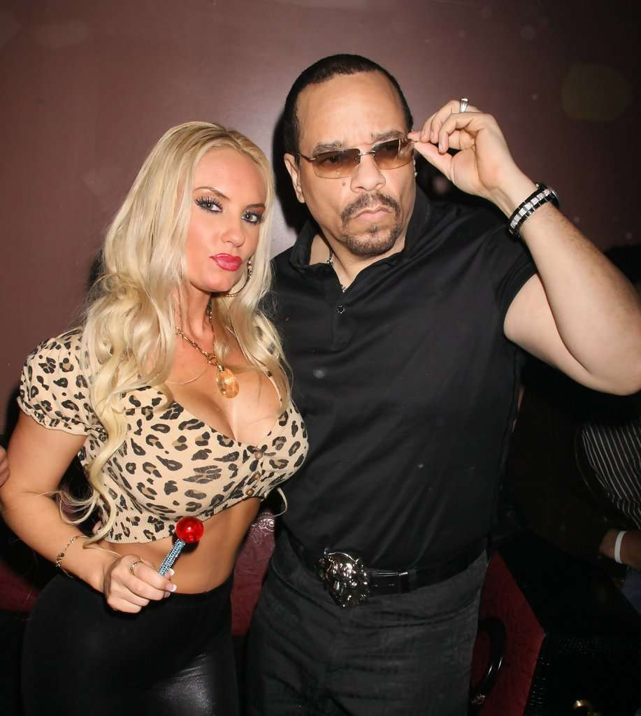 Coco Austin and Ice- T photos