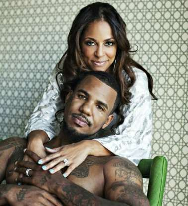 The Game ex Fiancé Valeisha Butterfield