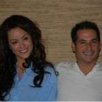 Katy Mixon relax with bf