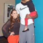 Chris Bosh Wife Adrienne Williams Bosh Age Height Kids
