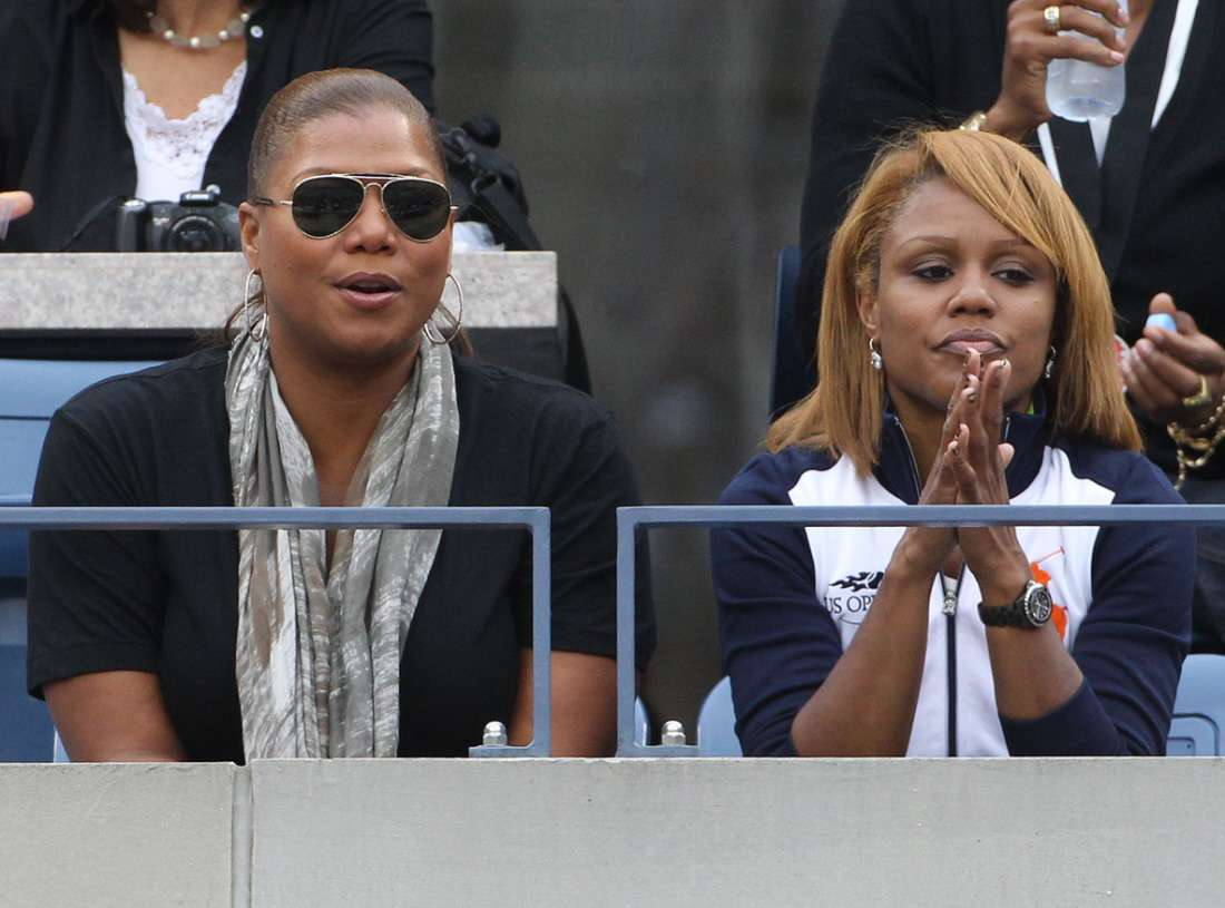 Who is Queen Latifah dating right now
