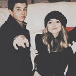 Who is Bradley Steven Perry Girlfriend 2015 Sabrina Carpenter And Bradley Steven Perry Dating
