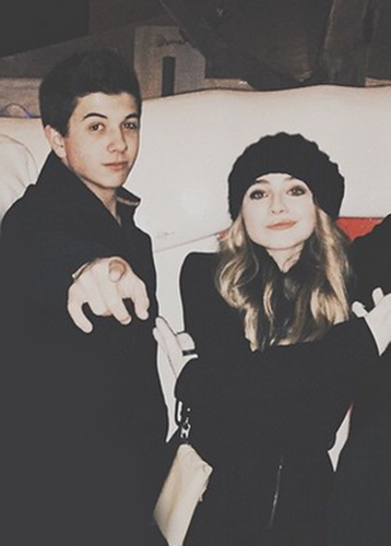 bradley steven perry and sabrina carpenter