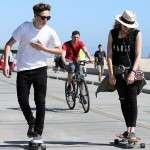 brooklyn beckham and chloe moretz in year 2015