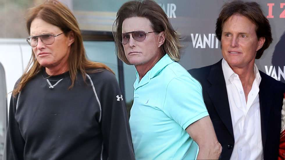 bruce jenner gender change pictures