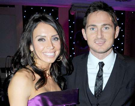 frank lampard and christine bleakley marriage