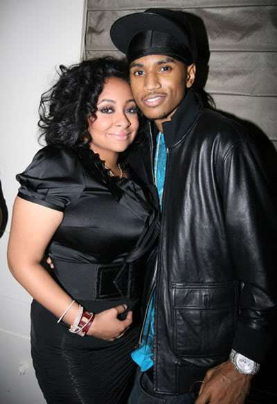 raven symone baby daddy picture