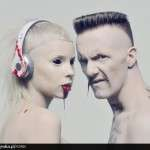 yolandi visser and ninja together
