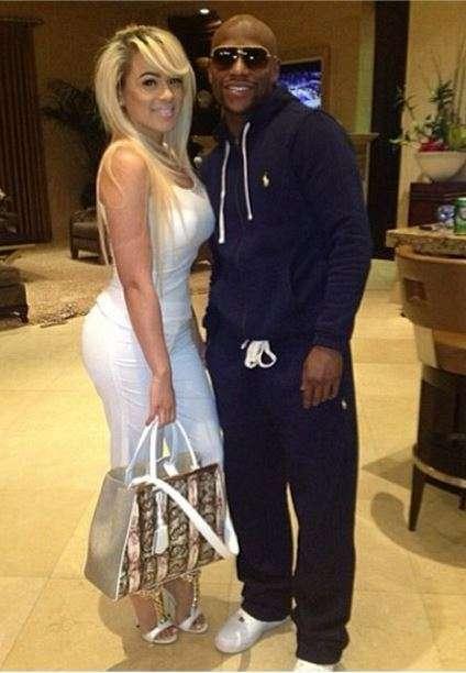 Floyd Mayweather relationship with Doralie Medina