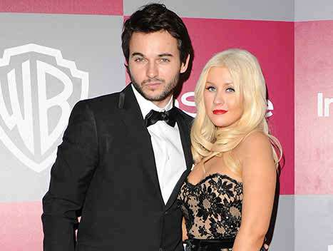 Christina Aguilera new partner Matthew D. Rutler