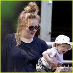 Adele with his son picture