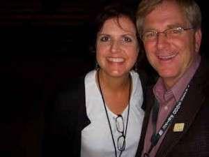 Rick Steves Girlfriend after Divorce Ex Wife