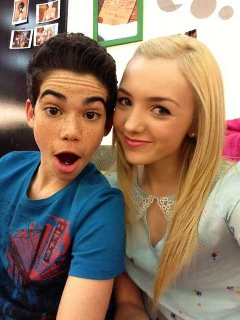 peyton roi list and cameron boyce